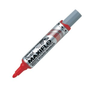 Pentel Maxiflo Liquid Ink Whiteboard Markers / 12pcs